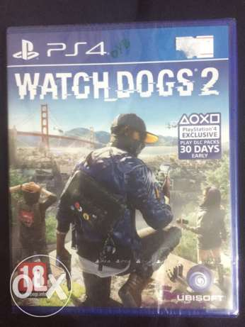 watchdogs 2 new sealed for sale