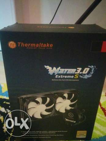 Thermaltake Water 3 Extreme S AIO CPU Liquid Cooler