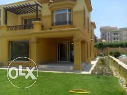 Corner Townhouse for rent in Laterra compound