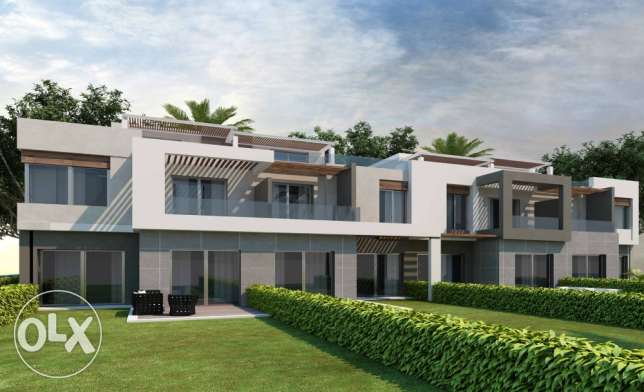 Town House in Palm Valley 6 أكتوبر -  1