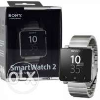 Sony Smartwatch S2 with Metal Band