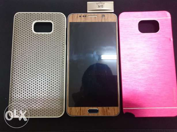 note 5 with 4 covers $ skin