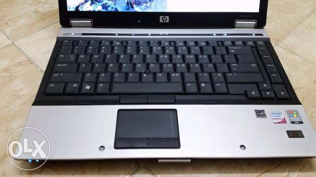 Laptop Hp Elitebook core 2due2.53GHz Ram 2GB HDD 160GB VGA ATI 256MB