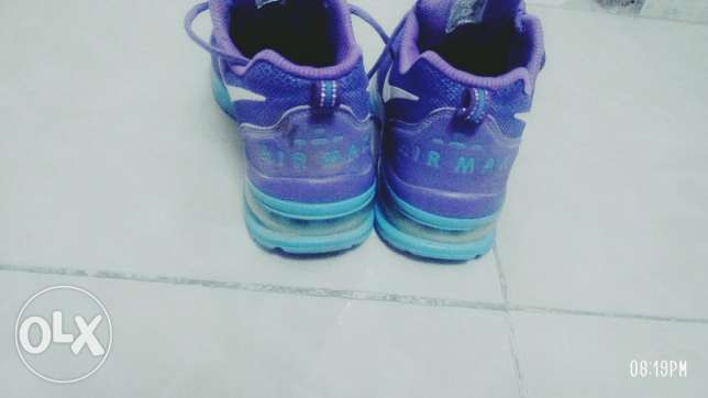 Purple nike air max حلوان -  2