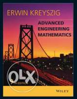 Advanced Engineering Mathematics by Erwin Kreyszig - 9th edition