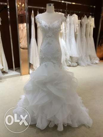Top quality imported wedding dresses for Sale