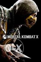 looking for mortal kombat x trade for bloodborne