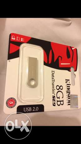 Kingston Data Traveler SE9 DTSE9H/8GB USB 2.0 Metal