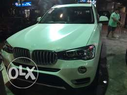 brand new X3 white 2017 available