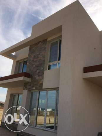 for sale twin house in aroma al ain el sokhna