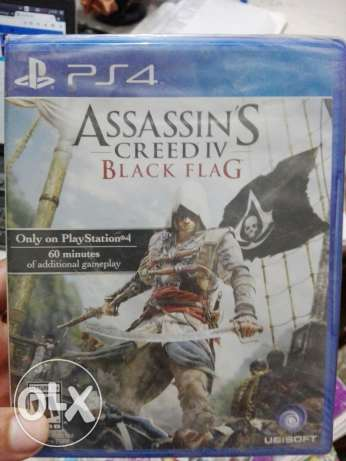 Assassin's Creed IV - Black Flag (sealed , new)