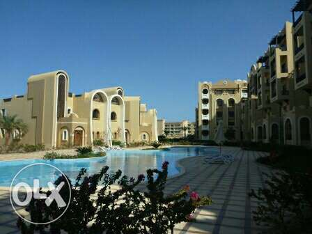 Luxury property in compound Ocean Breezein Sahl Hasheesh الغردقة -  1