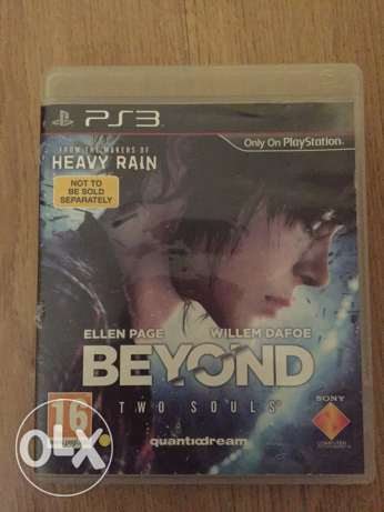 BEYOND for ps3