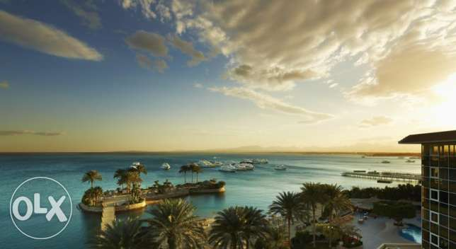 Great Summer Offer at Marriott Hurghada for 1 week up to 4 adults