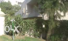 Villa for commercial rent in Maadi
