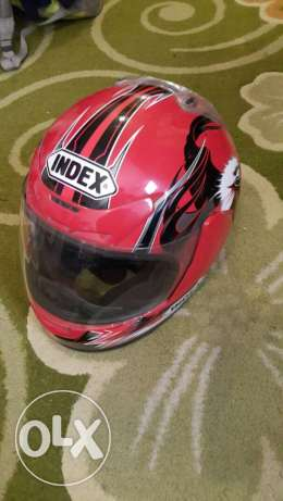 Helmet good condition