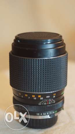 JcPenney 135mm F2.8 Minolta MD Mount Camera Lens توصيل مجاني