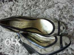 Coach shoes original size 38