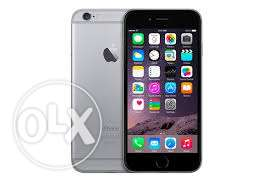 IPhone 6 - 64GB - Space Grey - New