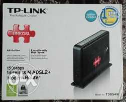 Router TP_Link Wireless