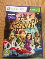Kinect adventures for xbox360.