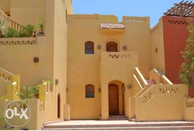 Studio for sale with lagoon view / El Gouna الغردقة -  1
