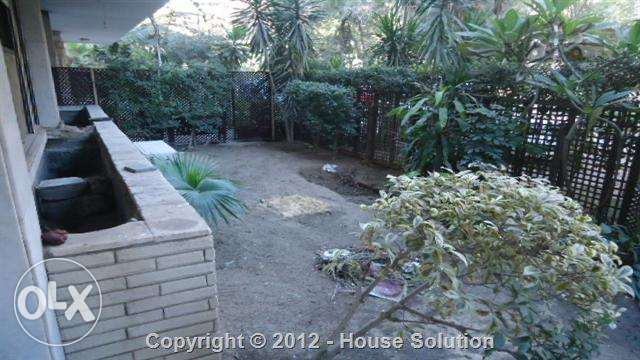 Ground Floor With Private Entrance For Rent In Maadi Degla
