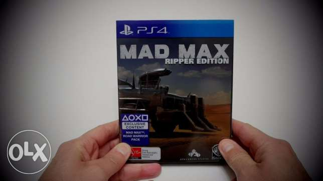Mad Max Ripper Edition