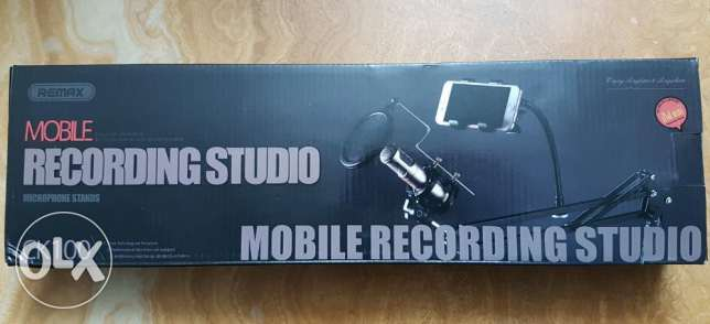 Remax CK100 Mobile Recording Studio عدة تصوير متكامله