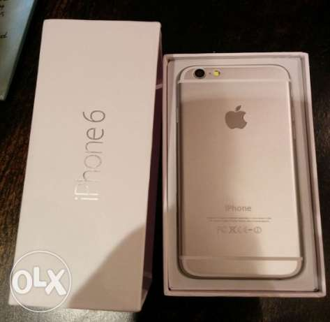 iphone 6 USA ZERO 64 GB