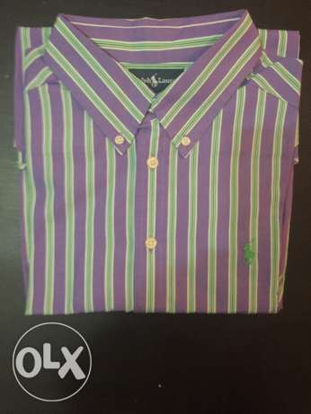 original polo shirt for boys size 12 Years new