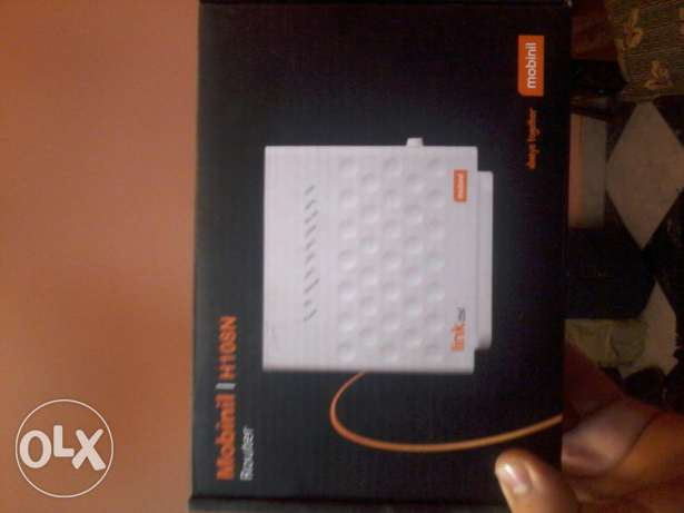 Router Mobinil | H108N مدينة نصر -  1