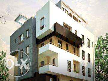 Apartment located in New Cairo for sale 210 m2, The Square