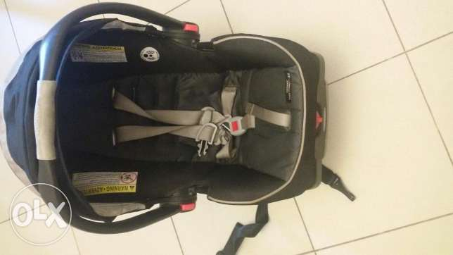 Graco car seat Snugride click connect 35 + base