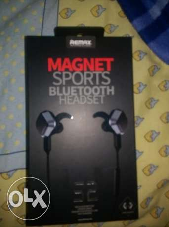 Remax magnet bluetooth S2