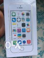 iPhone 5s 32Gb Gold new