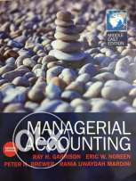 كتاب جديد managerial accounting