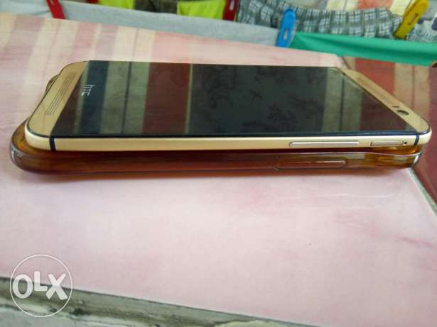 Htc one m8 32g 4g gold