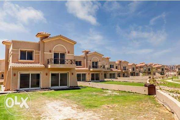 Standalone villa for sale in Piacera ELSokhna fully finished 400sqm