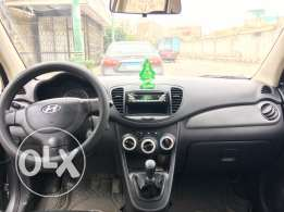 Hyundai I 10 2011 manual فابريكه