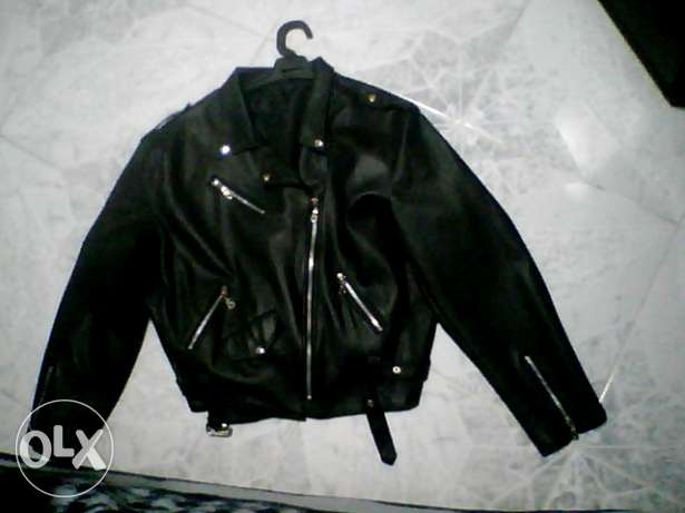 Bikers jacket for -20yrs
