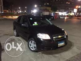 Chevrolet Aveo 2013 Manual 35K km All Fabric