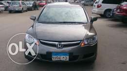 Honda Civic 2008 With excellent condition