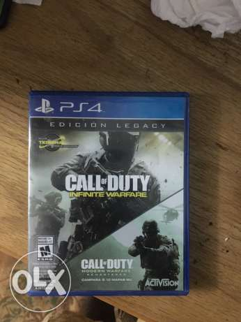 ps4 call of Duty infinite warefare