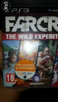 Farcry 2&3 ps3