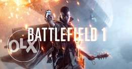 i have full account battelfield 1 for sale