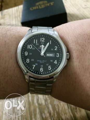 orient watch original