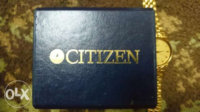 ساعة.Citizen watch Citizen. الإسكندرية -  2