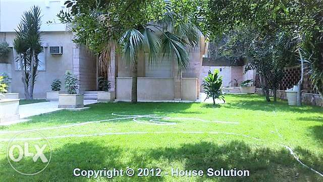 Nice Villa For Rent In Maadi