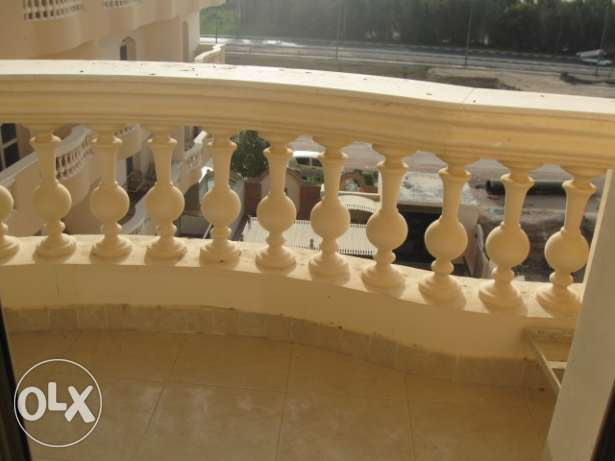Flat in Kawther, near Airport road, sw. pool, 65 sqm, 1 bedroom الغردقة -  6